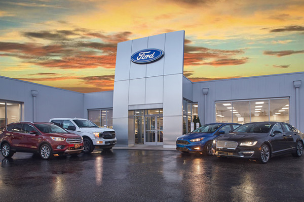 Ford Lincoln of Kent - Klaben Auto Stores
