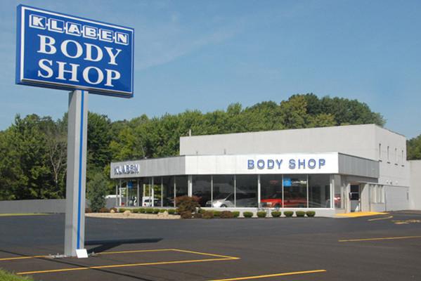 Klaben Body Shop - Kent, OH